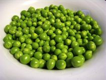 bowl of english peas