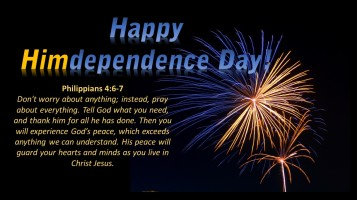 Happy HIMdependence Day! Final