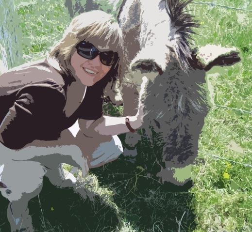 brenda and donkey 2