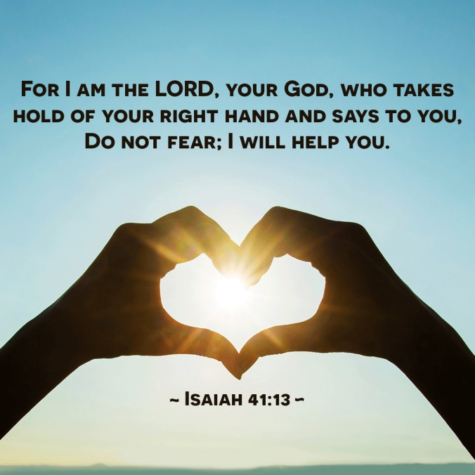 Isaiah 41.13