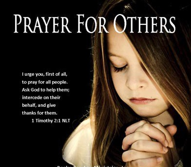 Pray for Others Image