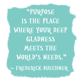 purpose image quote from fred buechner